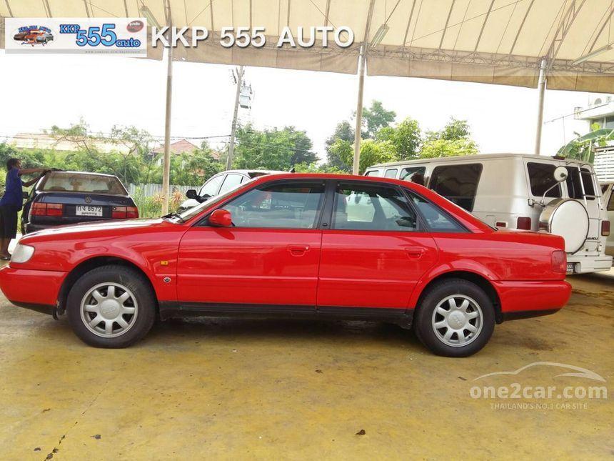 1995 Audi A6 Sedan