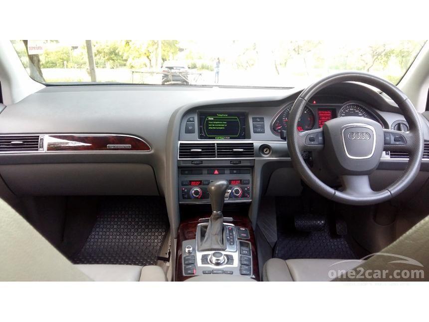 2009 Audi A6 TDi Sedan
