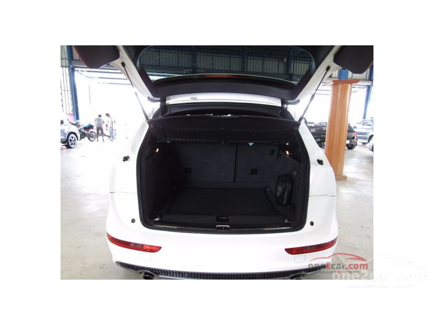 2012 Audi Q5 TFSI Wagon