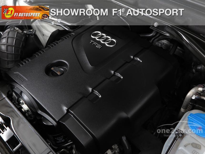 2011 Audi Q5 TFSI Wagon