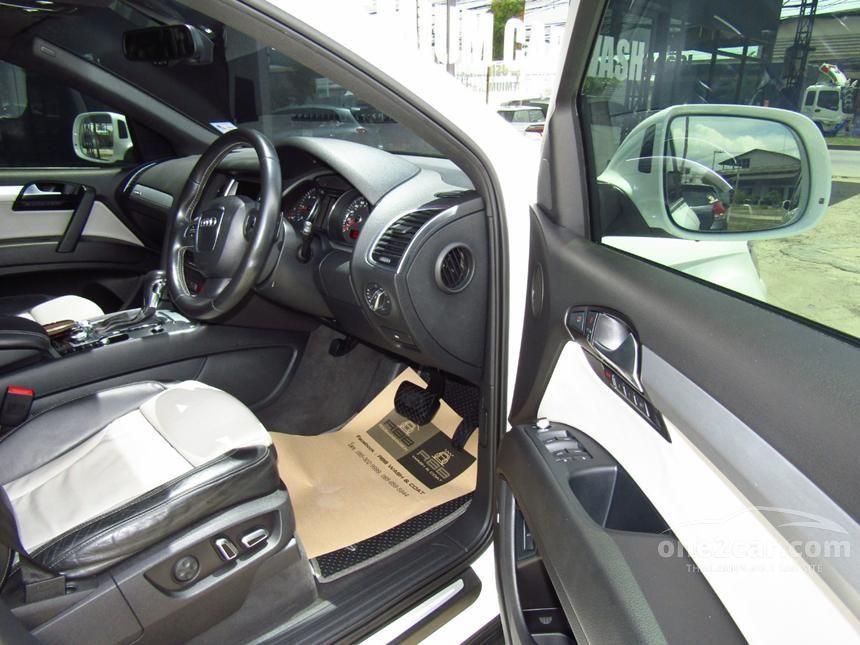 2009 Audi Q7 Quattro SUV