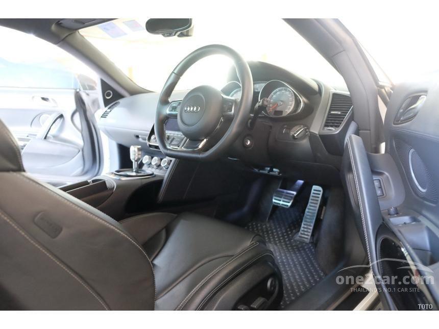 2011 Audi R8 FSI Coupe