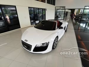 2011 Audi R8 5.2 (ปี 06-15) Spyder R Tronic Convertible AT