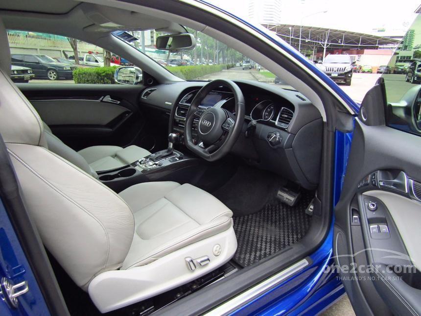 2015 Audi RS5 FSI quattro Coupe