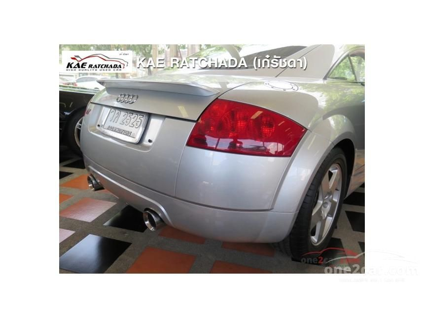 2001 Audi TT Coupe Coupe