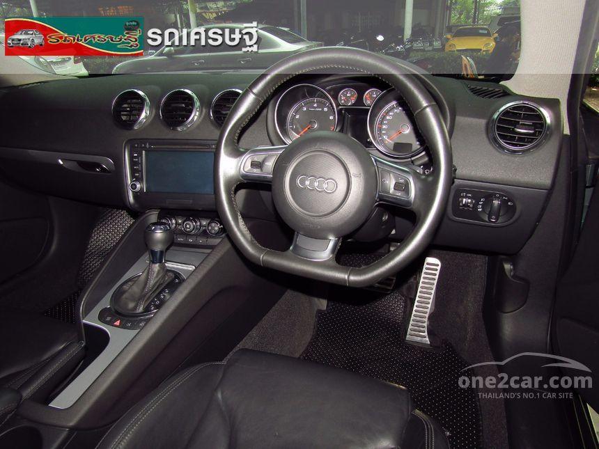 2010 Audi TT Coupe