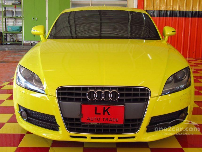 2007 Audi TT Coupe