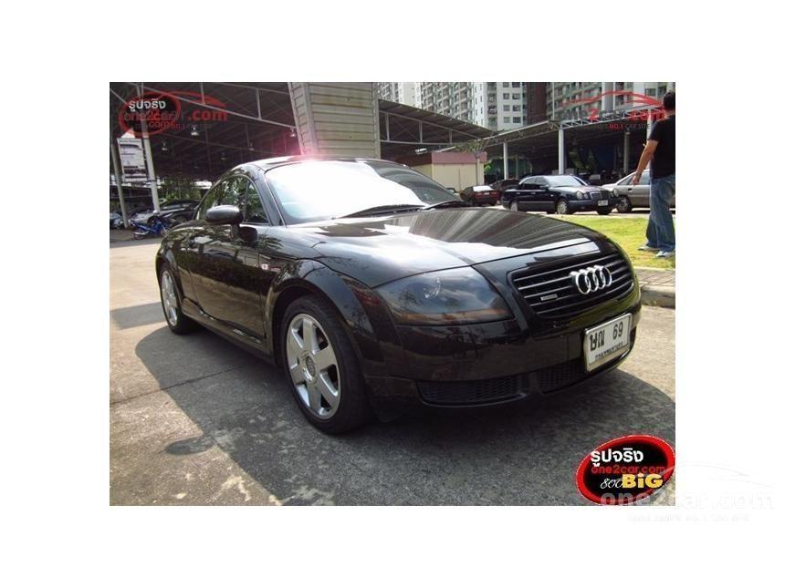 2004 Audi TT Quattro Coupe