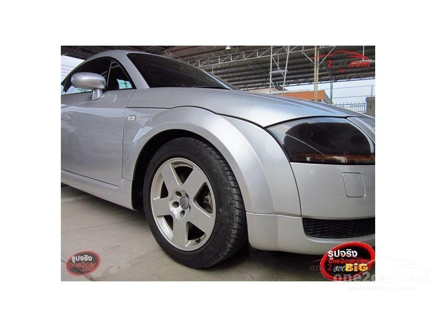 2000 Audi TT Quattro Coupe