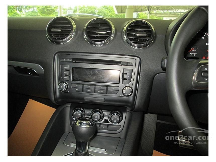 2010 Audi TT S line Coupe