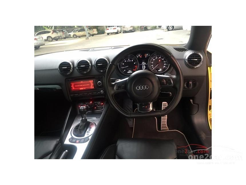 2009 Audi TTS TFSI Quattro Coupe