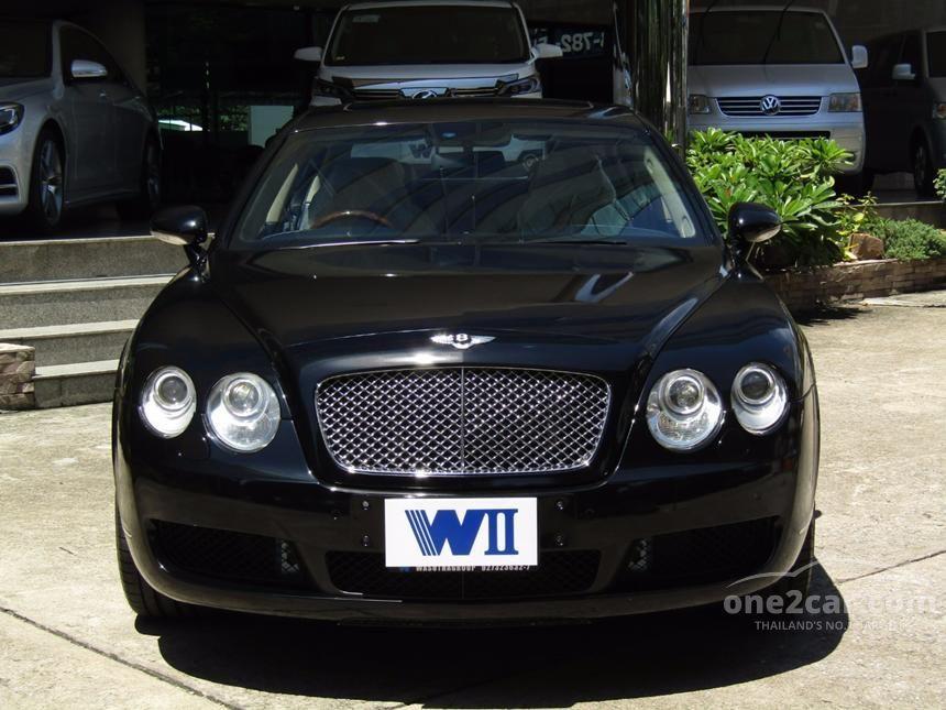 2014 Bentley Continental Flying Spur Sedan