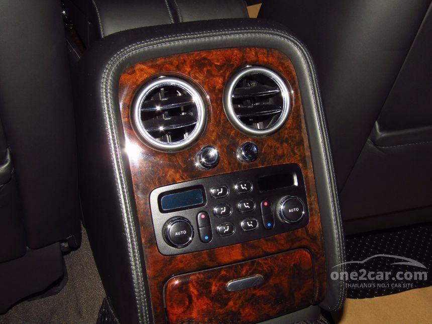 2013 Bentley Continental Flying Spur Sedan