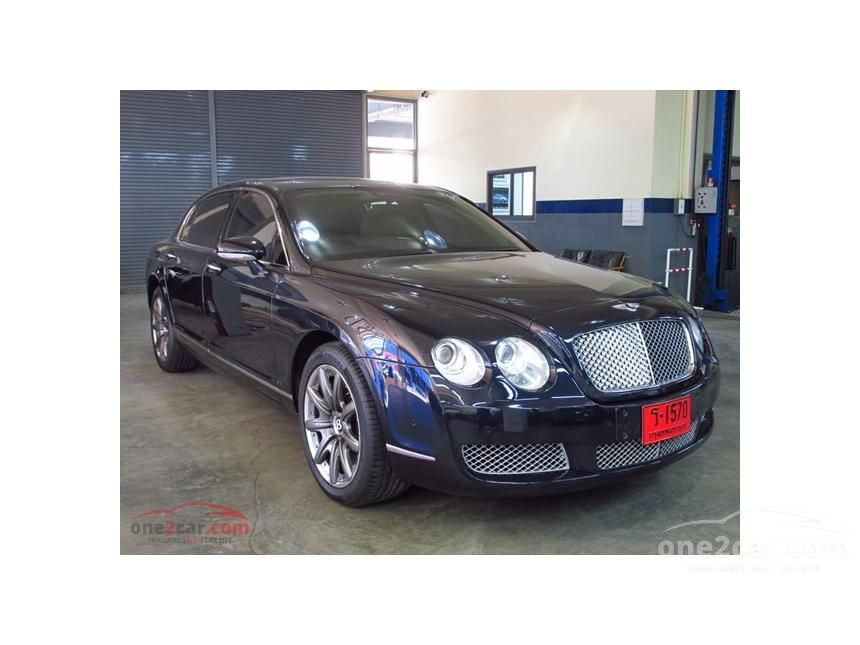 2005 Bentley Continental Flying Spur Sedan