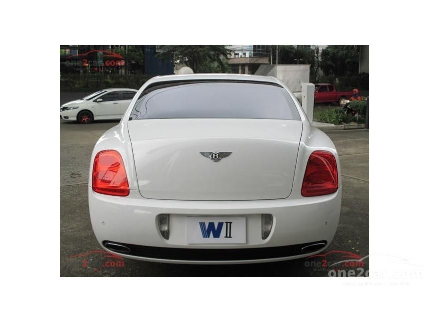 2010 Bentley Continental Flying Spur Sedan