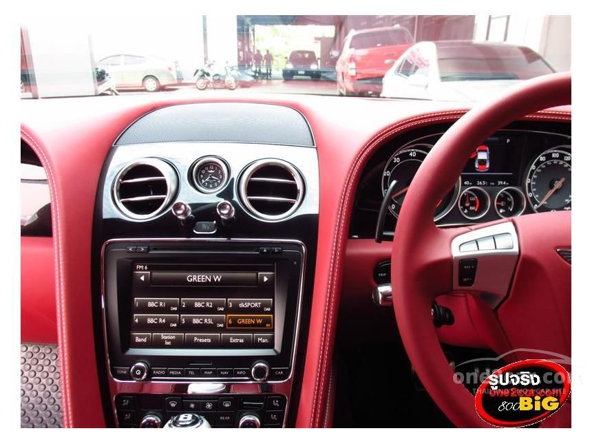 2015 Bentley Continental GT Coupe