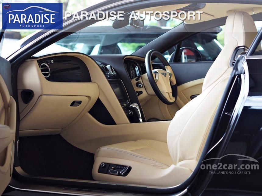 2012 Bentley Continental GT Coupe