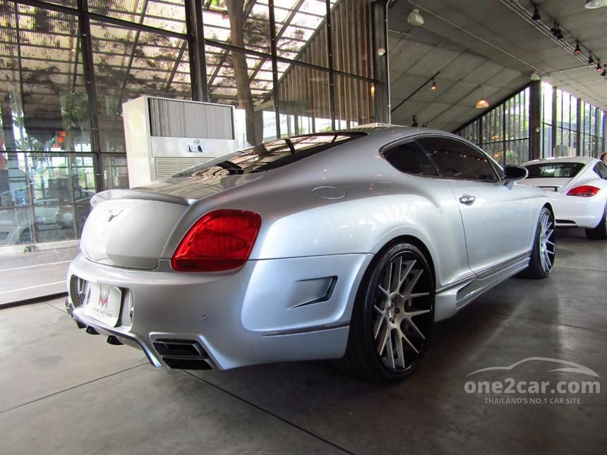 2008 Bentley Continental GT Coupe