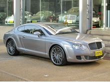 2007 Bentley Continental (ปี 03-15) GT 6.0 AT Coupe