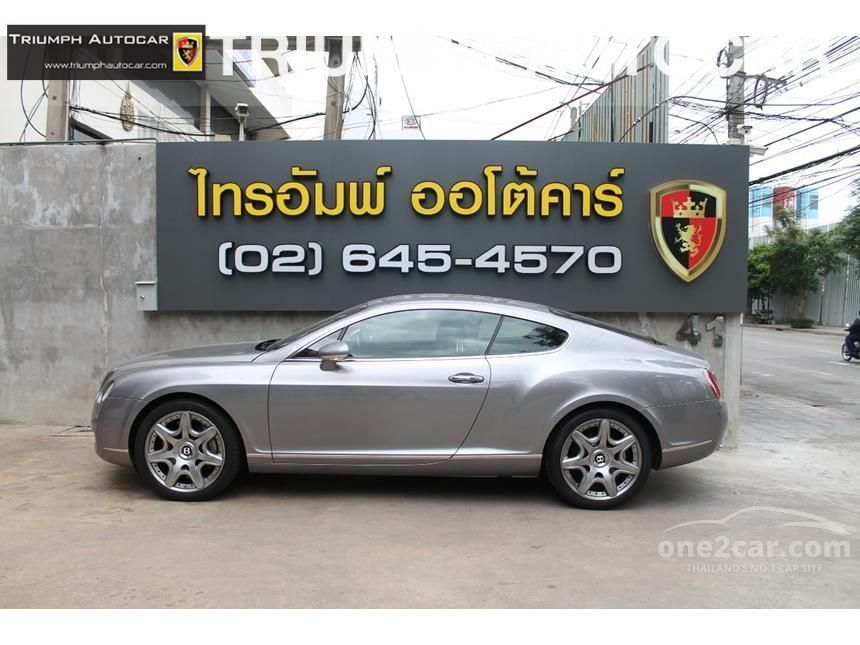 2006 Bentley Continental GT Coupe