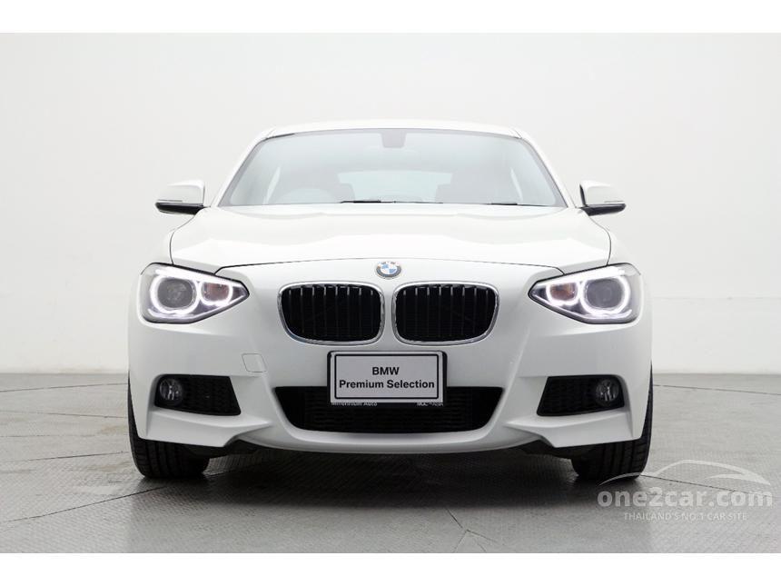 2014 BMW 116i Hatchback