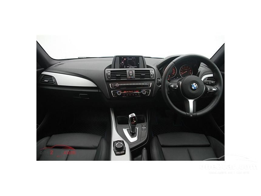 2015 BMW 116i Hatchback