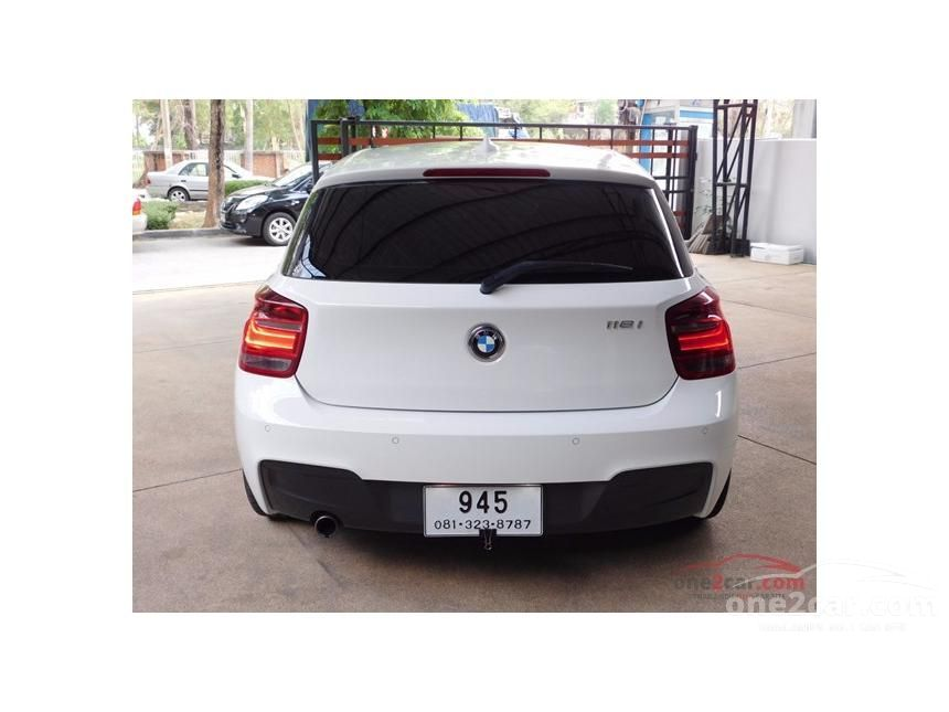 2014 BMW 116i Hatchback