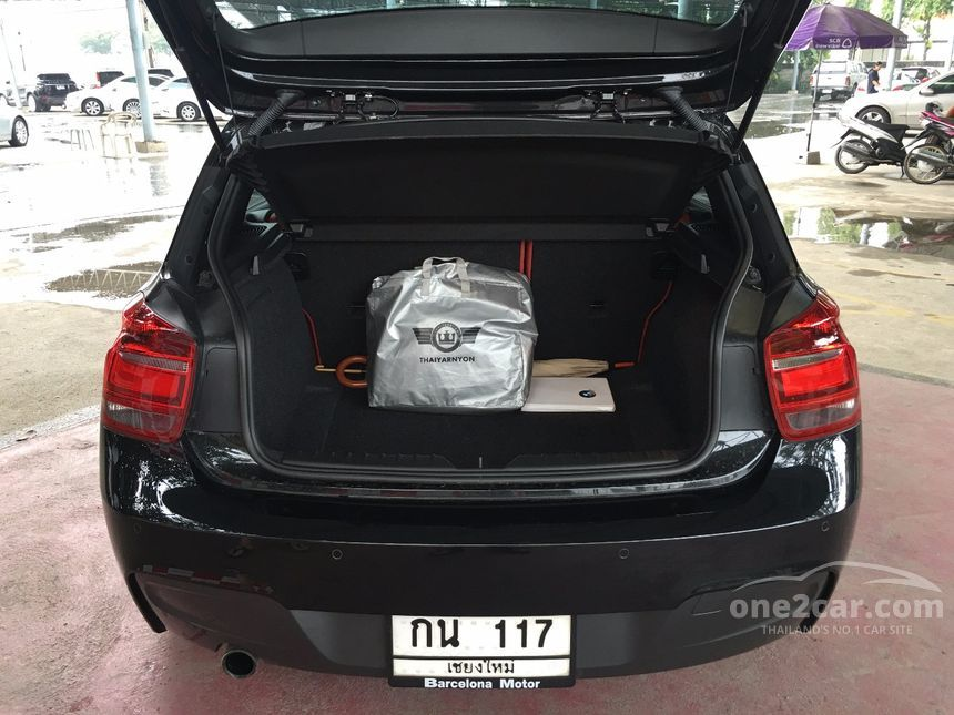 2015 BMW 116i Hatchback