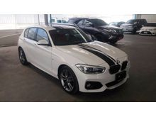 2016 BMW 118i F20 (ปี 12-16) M Sport 1.6 AT Hatchback