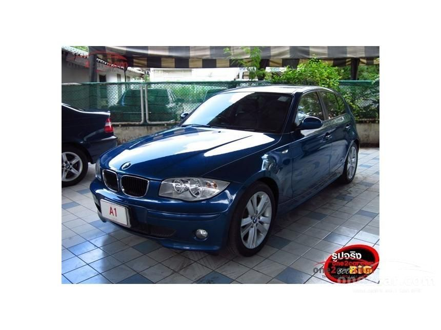 2006 BMW 120i Basic Hatchback