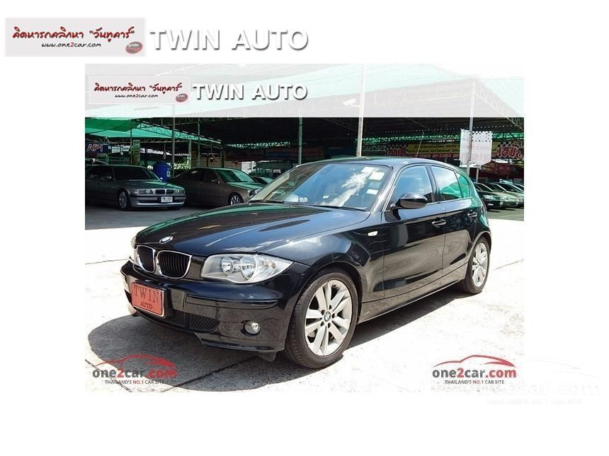 2007 BMW 120i Hatchback