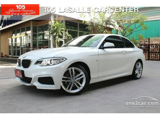 2016 bmw 218ci f22 14 19 m sport 1 5 at coupe one2car. Black Bedroom Furniture Sets. Home Design Ideas
