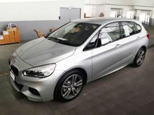 2015 BMW 218i Active Tourer M Sport 1.5 AT Hatchback