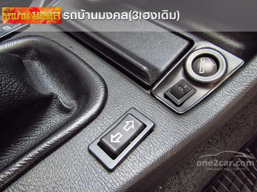 1989 BMW 316i M40 Sedan