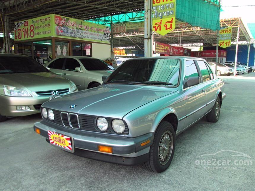 1987 BMW 316i Sedan