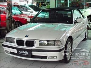 2009 BMW 318i E36 นกแก้ว (ปี 90-00) 1.8 AT Convertible