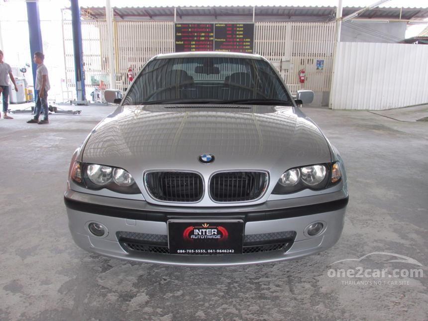 2003 BMW 318i SE Sedan