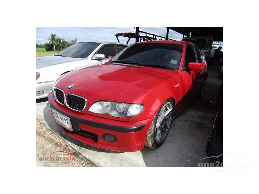 2002 BMW 318i SE Sedan