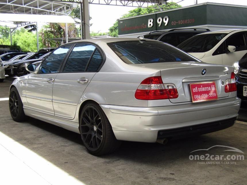 2005 BMW 318i SE Sedan