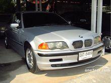 2001 BMW 318i E46 (ปี 98-07) 1.9 AT Sedan