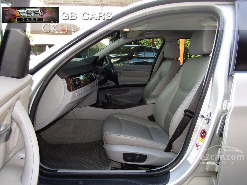2007 BMW 318i Sedan