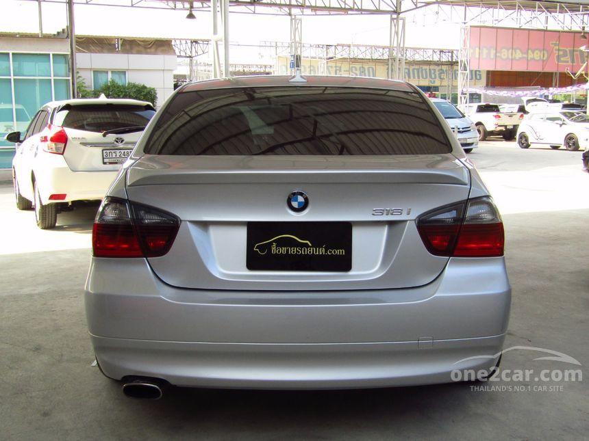 2008 BMW 318i Sedan