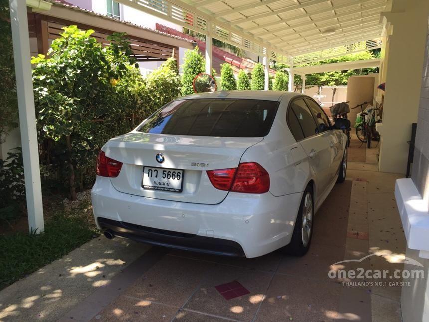 2013 BMW 318i Sedan