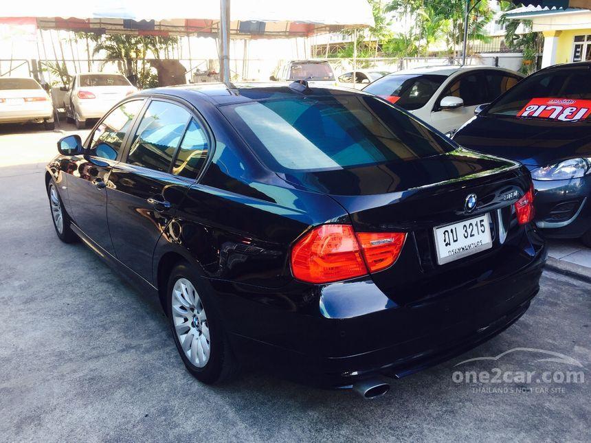 2010 BMW 318i Sedan