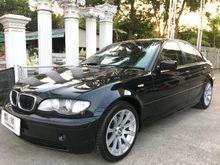 2005 BMW 318i E46 (ปี 98-07) 2.0 AT Sedan