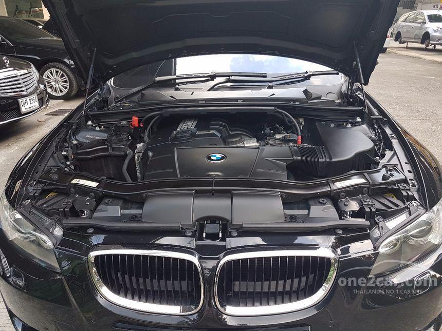 2010 BMW 320Ci Convertible