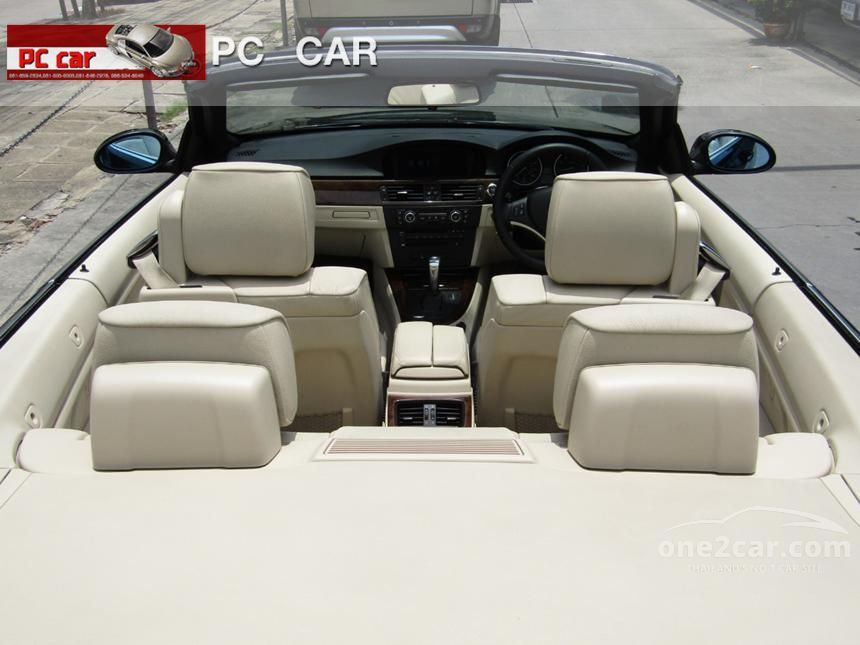 2009 BMW 320Ci Convertible