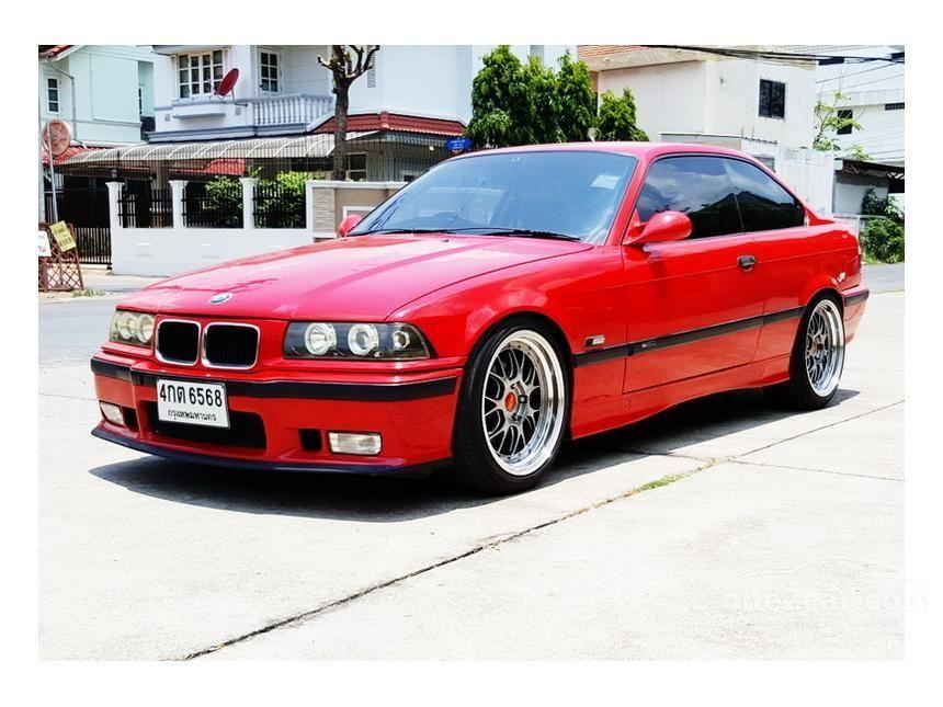 1993 BMW 320Ci Coupe