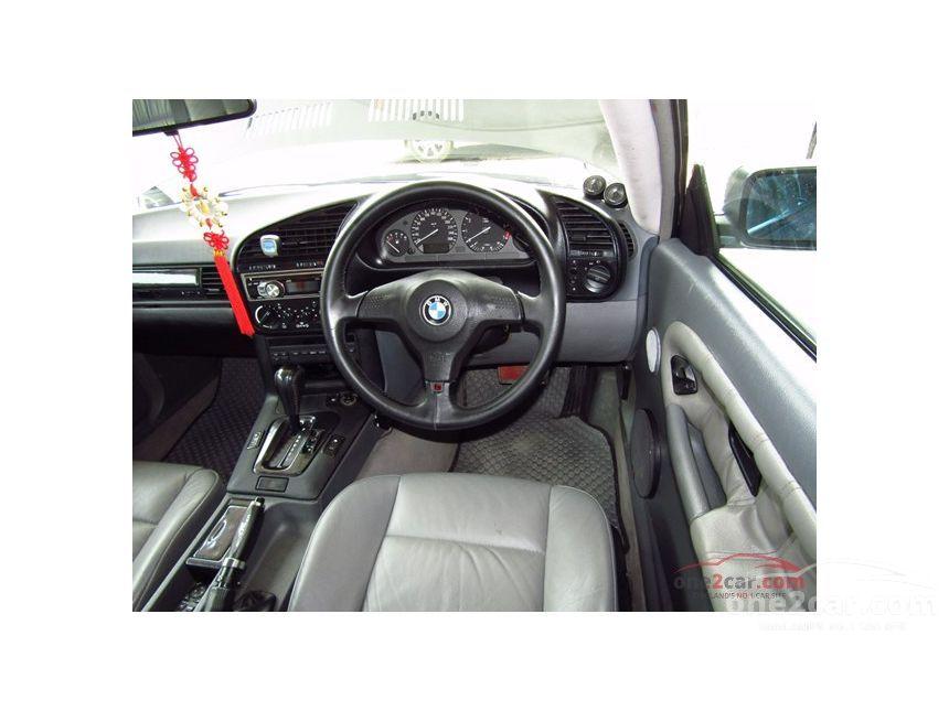 1995 BMW 320Ci Coupe
