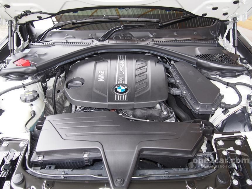 2015 BMW 320d Gran Turismo Sedan